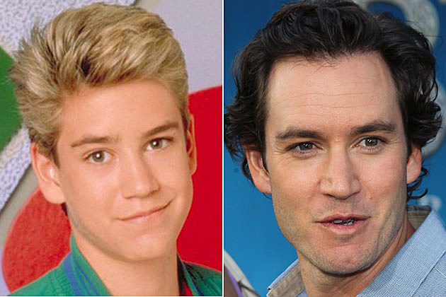 Mark Paul Gosselaar Then and Now