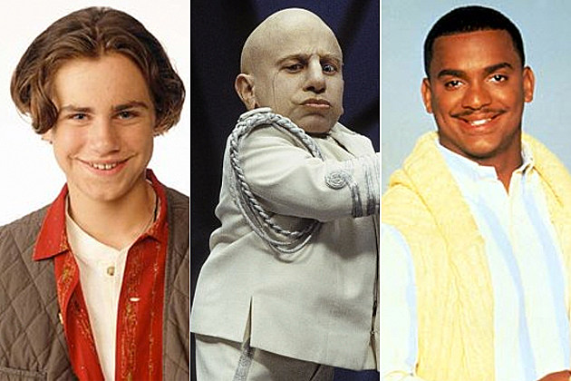 Rider Strong / Verne Troyer / Alfonso Ribeiro