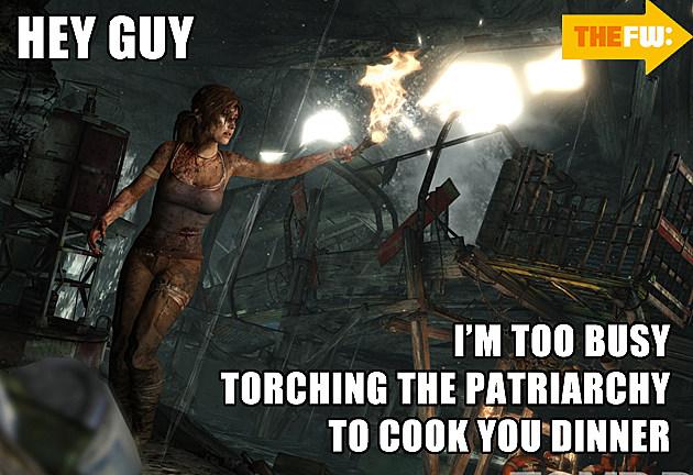TheFW Hey Guy Patriarchy