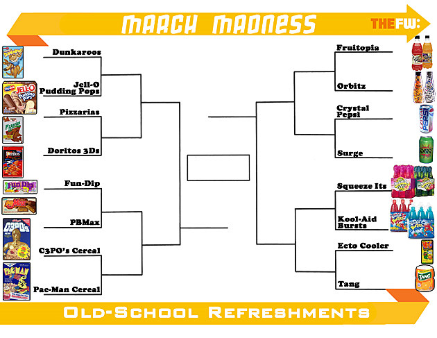 Old School March Madness