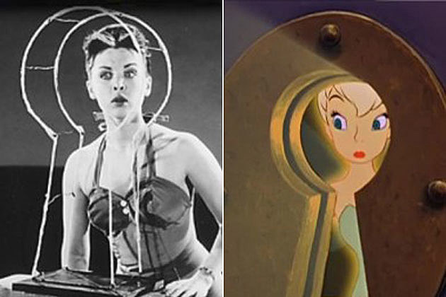 See The Real Life Models For Your Favorite Disney Characters