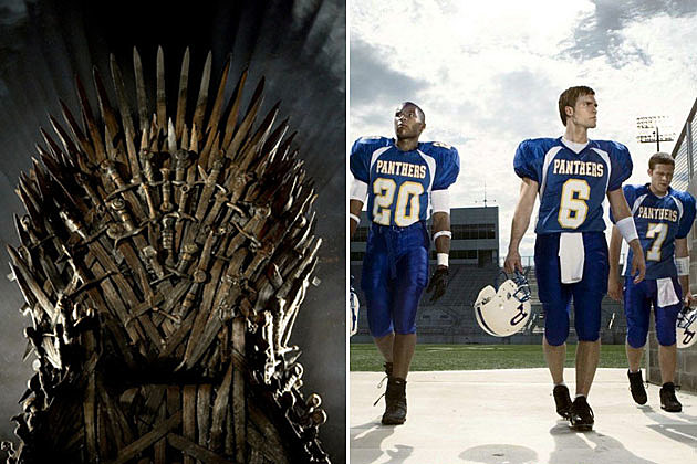 Game of Thrones Friday Night Lights