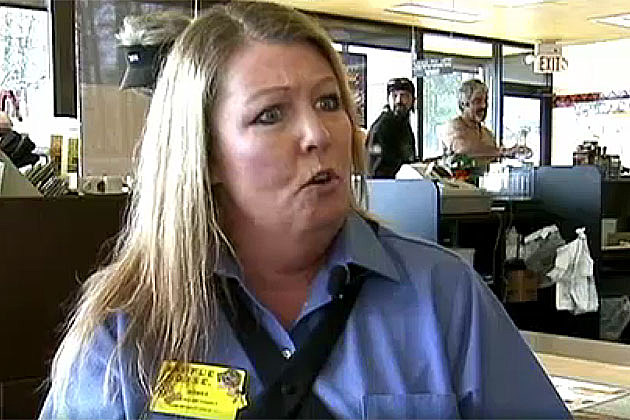 Waffle House Waitress Saves Life