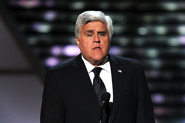 jay leno tonight