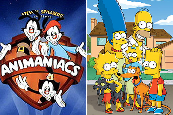 Cartoon Characters In The 90s : Thefw march madness brackets final round — best s cartoons