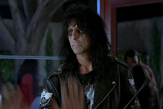 ALICE COOPER WAYNE'S WORLD