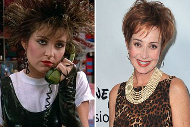 See the Cast of 'Pretty in Pink' Then and NowAnnie Potts 2013