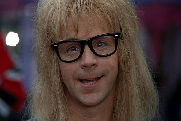 DANA CARVEY WAYNE'S WORLD