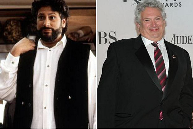 Male Child Actors Then And Now Harvey fierstein