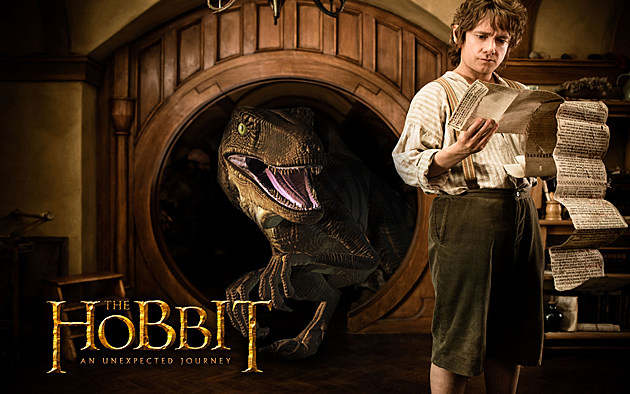 The Hobbit Dinosaurs