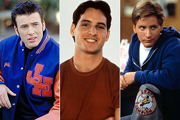 Chris Evans / Peter Facinelli / Emilio Estevez