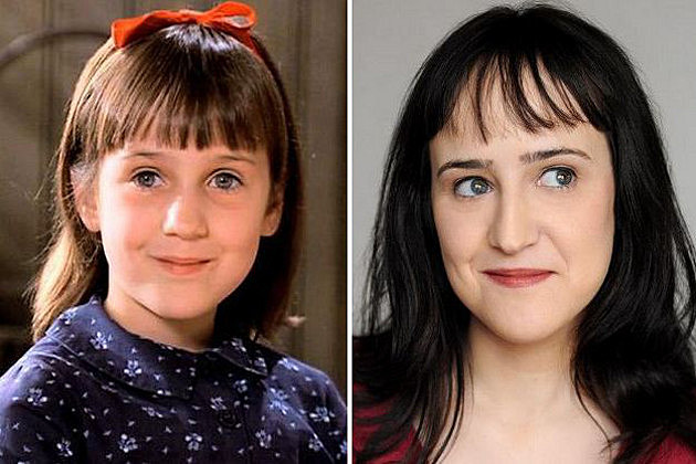 What Does Matilda Look Like Now