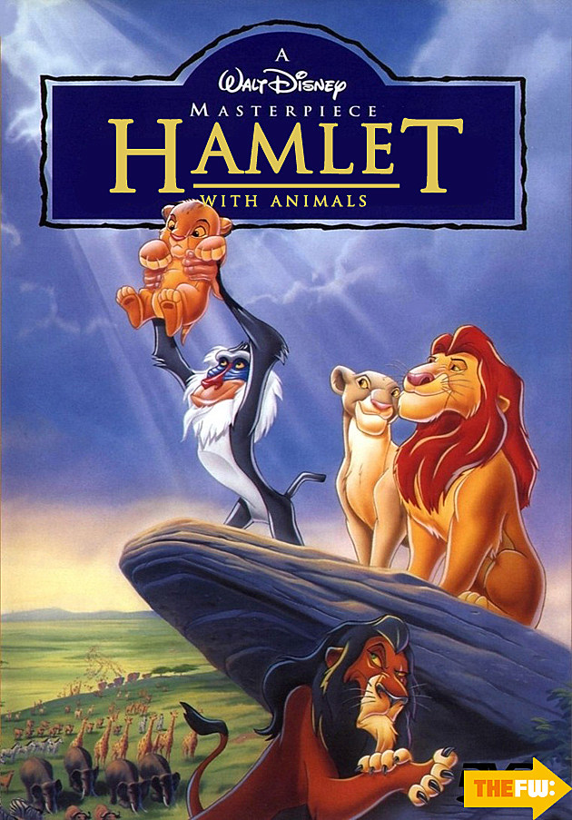Honest Lion King Poster