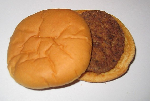 World's Oldest Hamburger