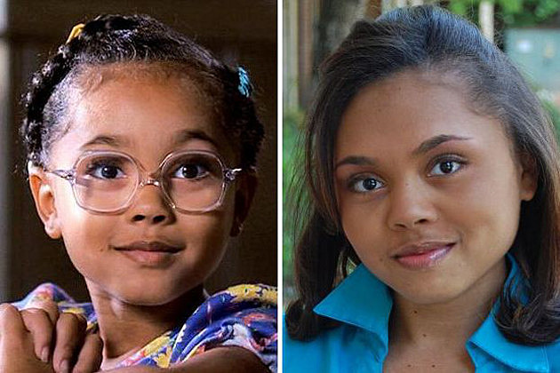 Movie Matilda Cast Then and Now