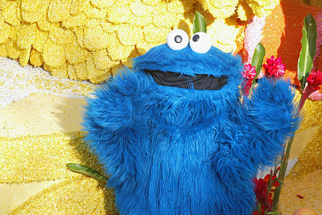 Cookie Monster Arrested
