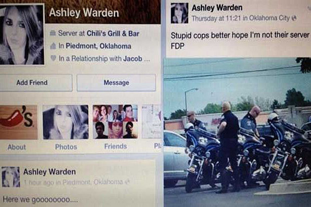 Ashley Warden facebook