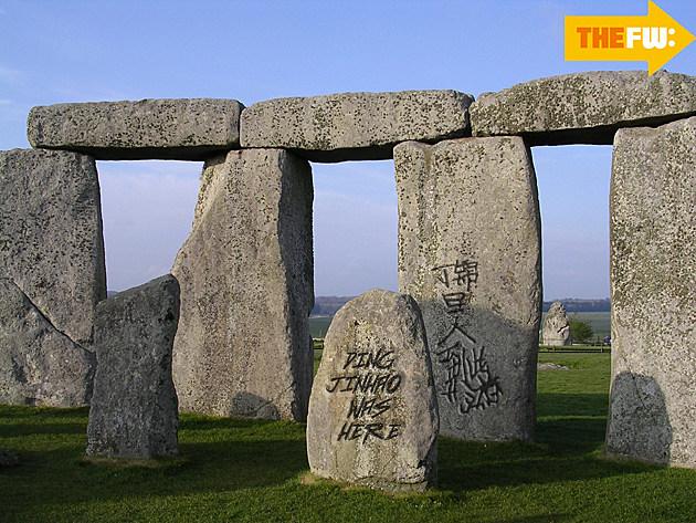 TheFW Stonehenge