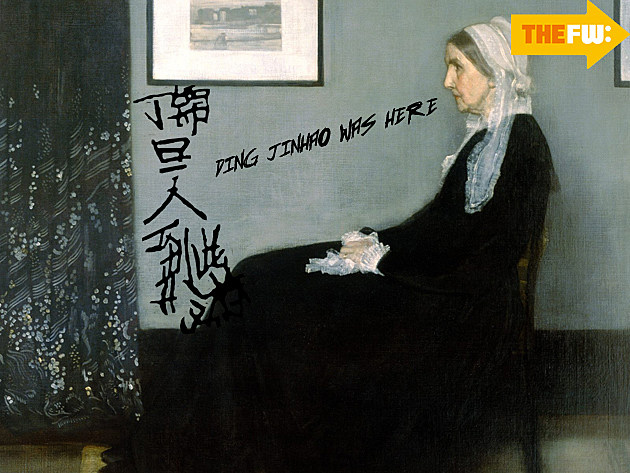 TheFW Whistlers Mother