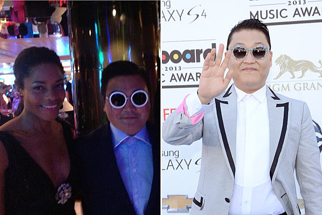 Psy Impersonator