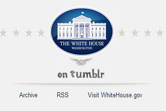 Official White House Tumblr