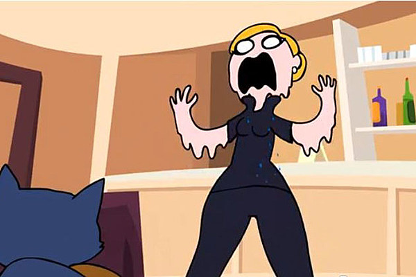 Kitchen Nightmares Amy S Baking Company Cartoon
