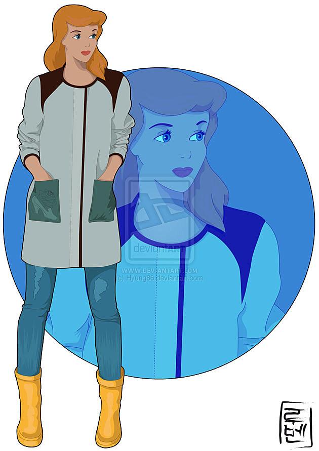 College Cinderella
