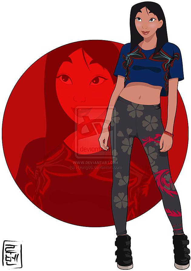 College Mulan