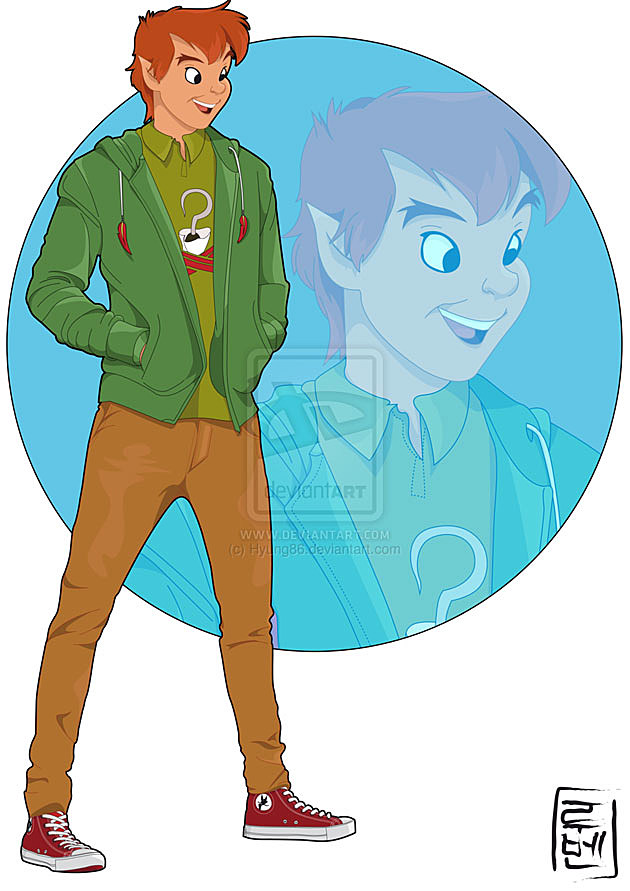 College Peter Pan