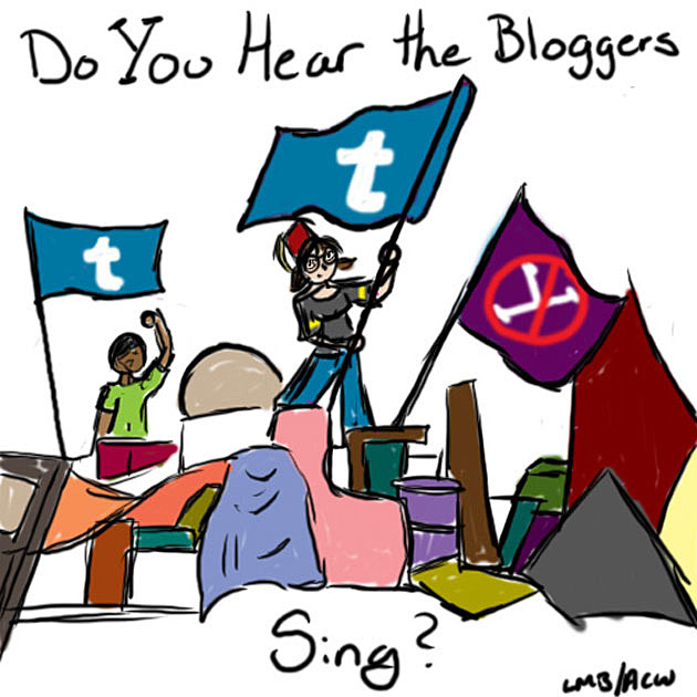 Bloggers Sing