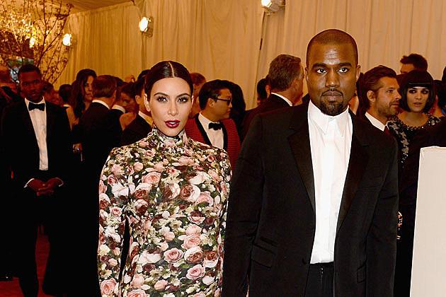Kim Kanye North West