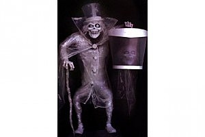 Disney's Haunted Mansion - The Hatbox Ghost