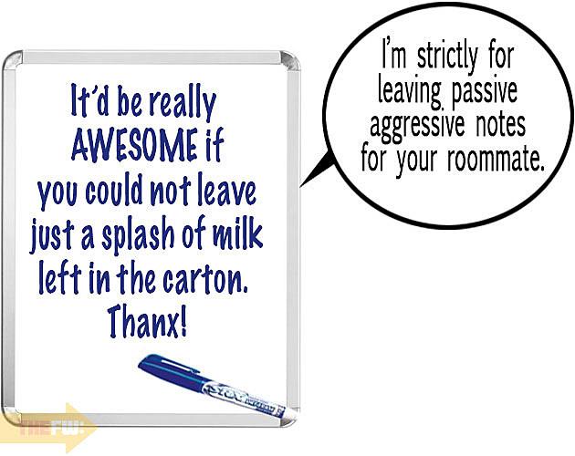 Honest Dry Erase
