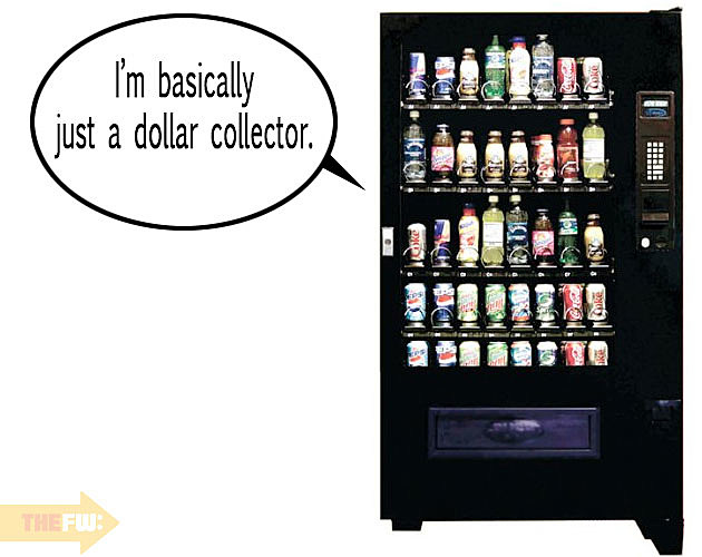 Honest Vending Machine
