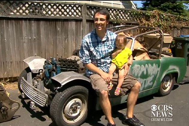 Toddler eBay Car