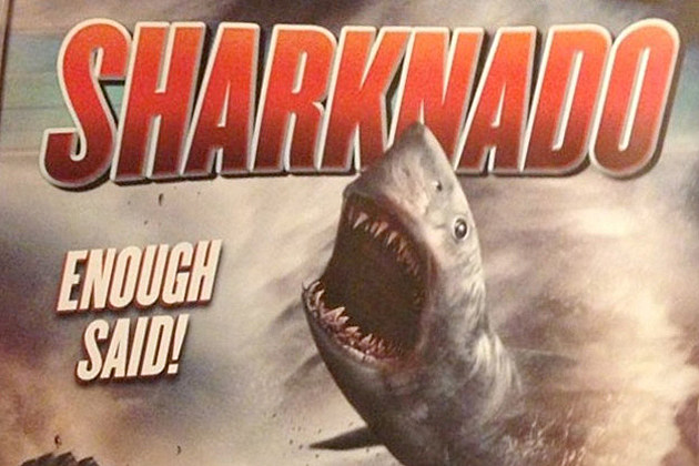 Sharknado GIFs