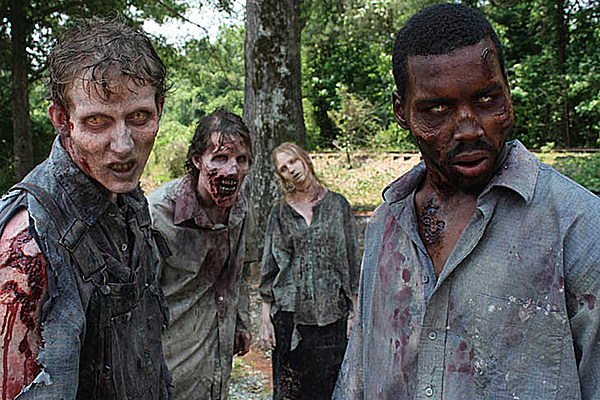 Image result for walking dead zombies
