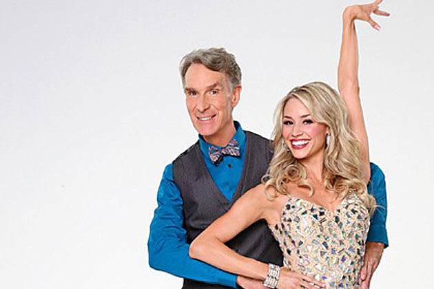 Bill Nye the Science Guy DWTS