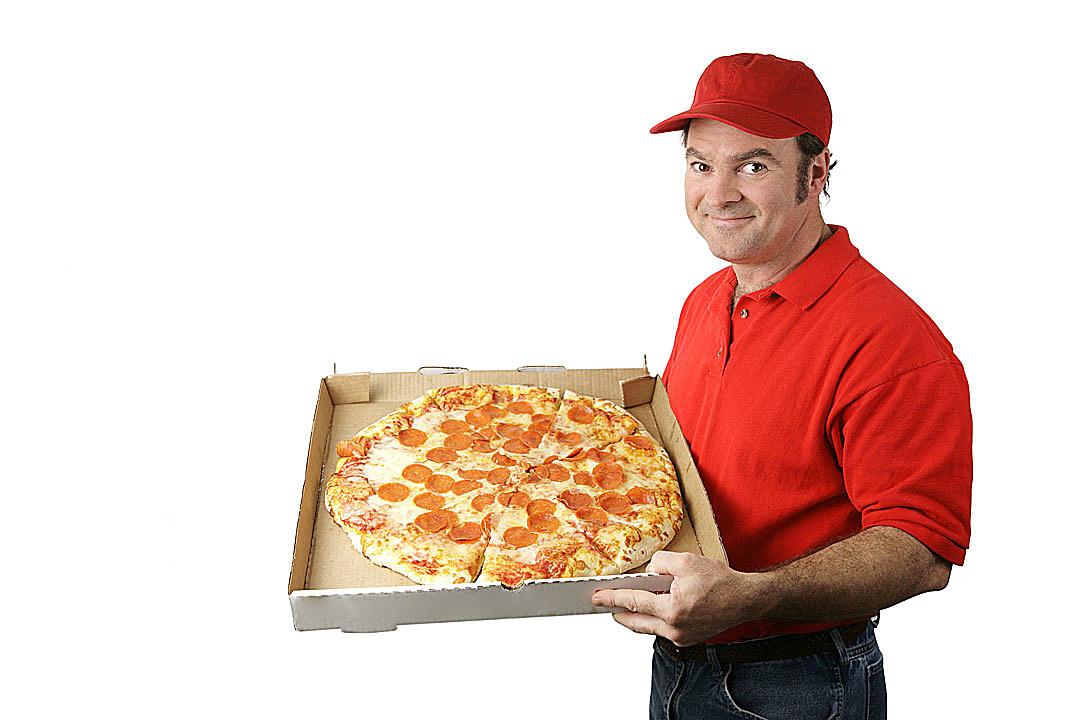 Pizzalieferant Job