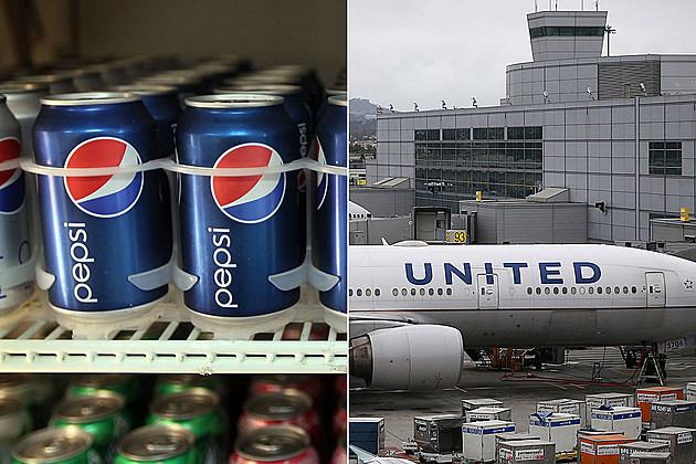 Pepsi, United